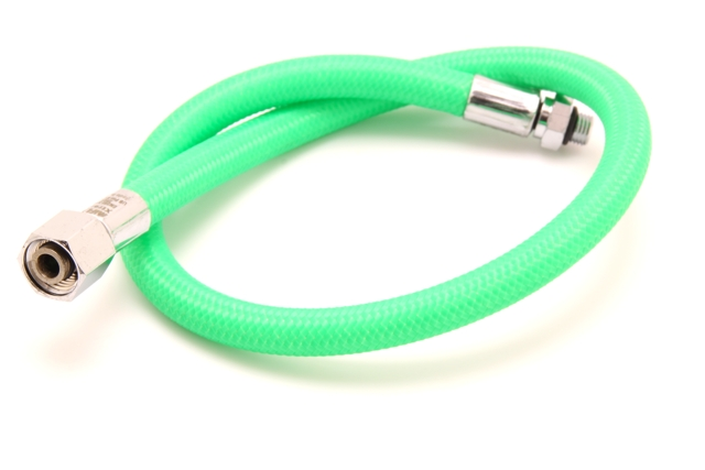 Green Regulator Hose