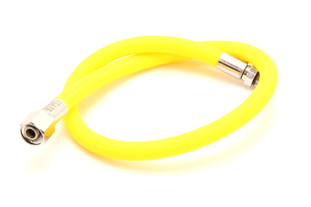 Mellow Yellow Regulator Hose