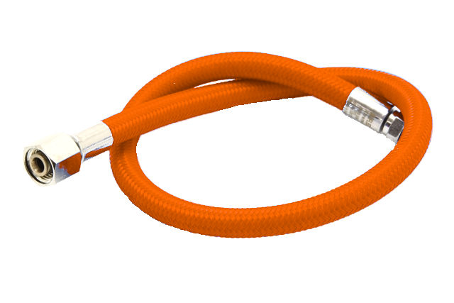 Orange Regulator Hoses