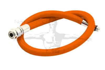 ORANGE Miflex 50cm BCD Inflation Hose