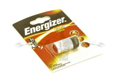 Energizer CR123 3V Lithium  Battery