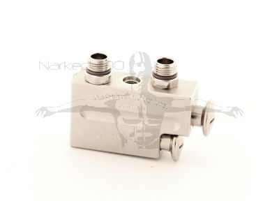 MIV-2 Dual Manual Injection Valve (FITTED WITH CFM ORIFICE)