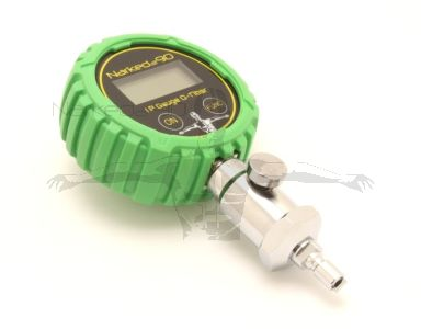 Digital IP Gauge with Purge Button and Back Light