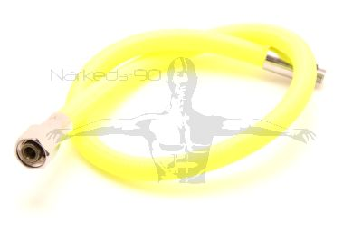 GLOW IN THE DARK YELLOW Miflex 150cm REG Hose
