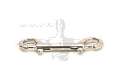 Stainless Double End Bolt Snap 115mm