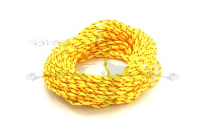 24m Coloured Line-  Yellow & red