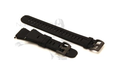 Shearwater Teric Coloured Straps (BLACK)